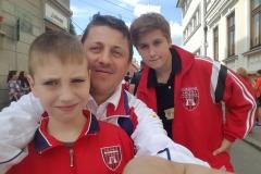 Parada Sportivilor - Zilele Clujului 2018